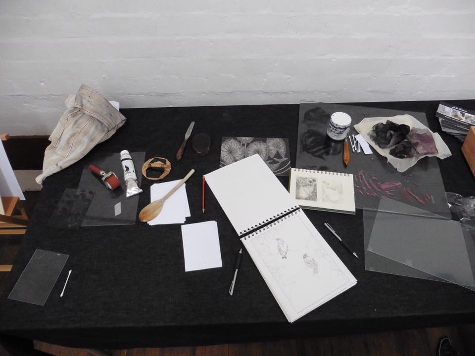 Open Studio Demonstration