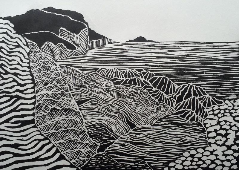 Cliffs and Rocks