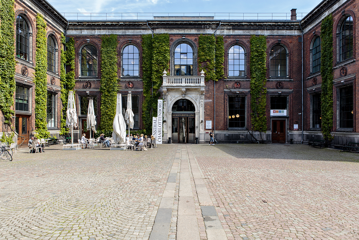 Kunsthal Charlottenborg - Largest and most beautiful exhibition spaces for contemporary art in Northern Europe.Nyhavn 2, DK-1051 Copenhagen