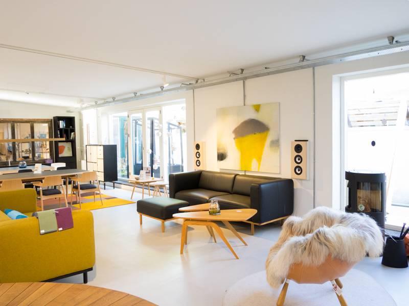 Design Werck - Design showroom featuring small and independent furniture designers from Scandinavia.Krudtløbsvej 12, 1439 Copenhagen