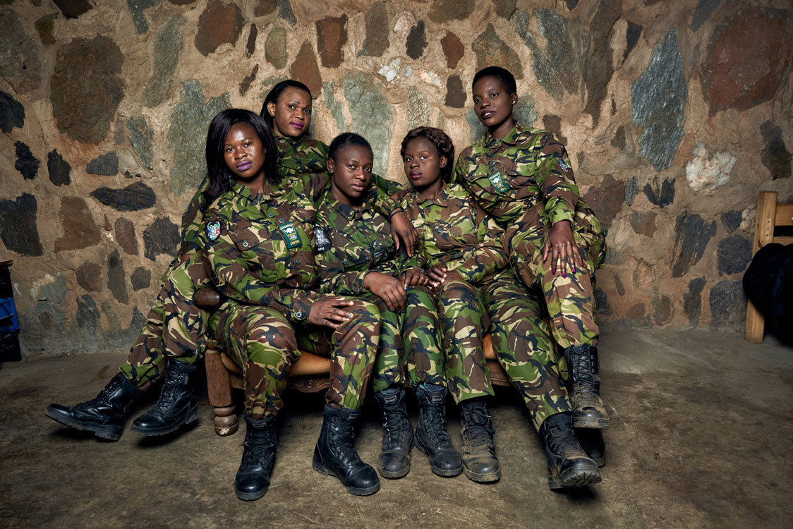 The Black Mambas -
