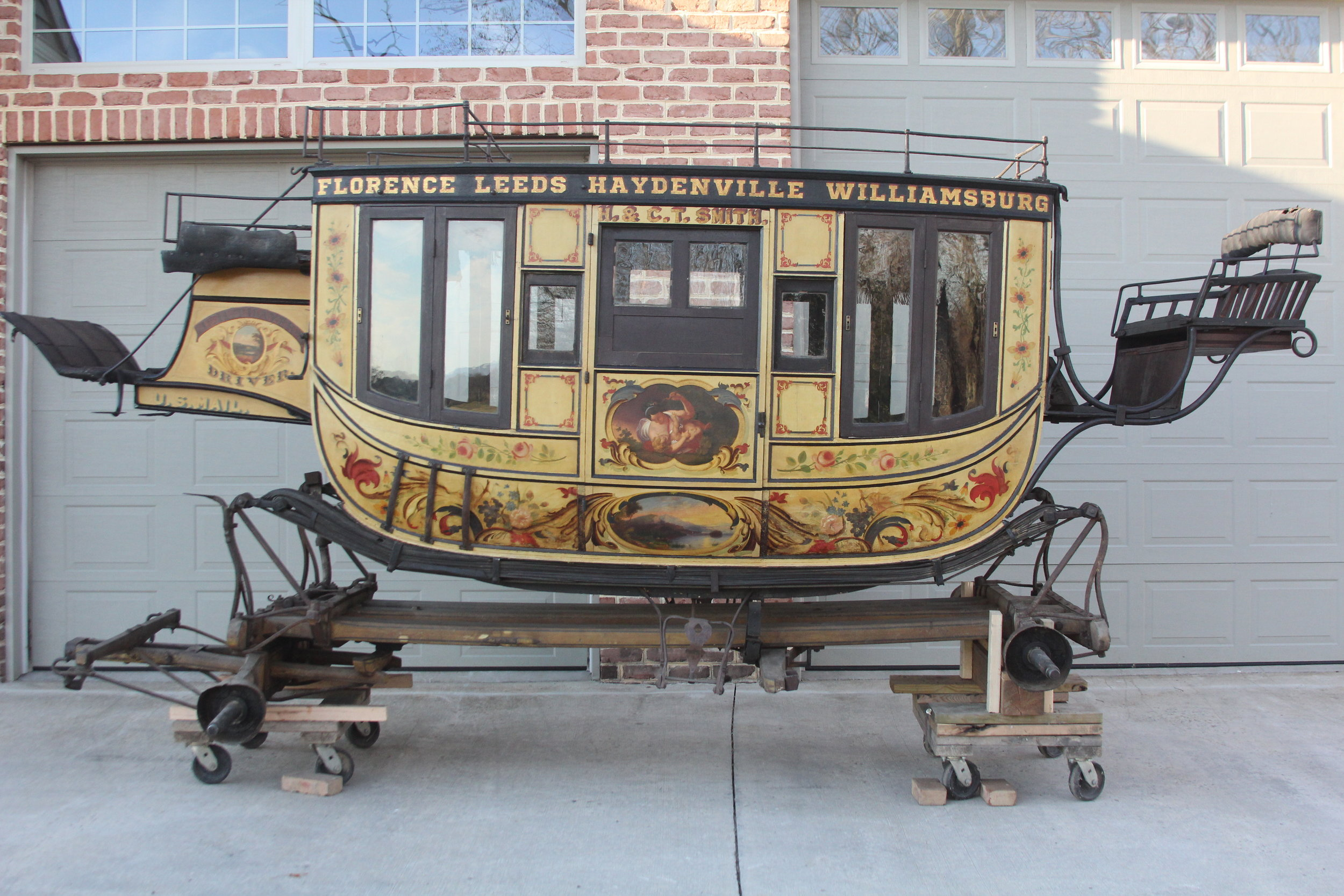 Barre Stagecoach After