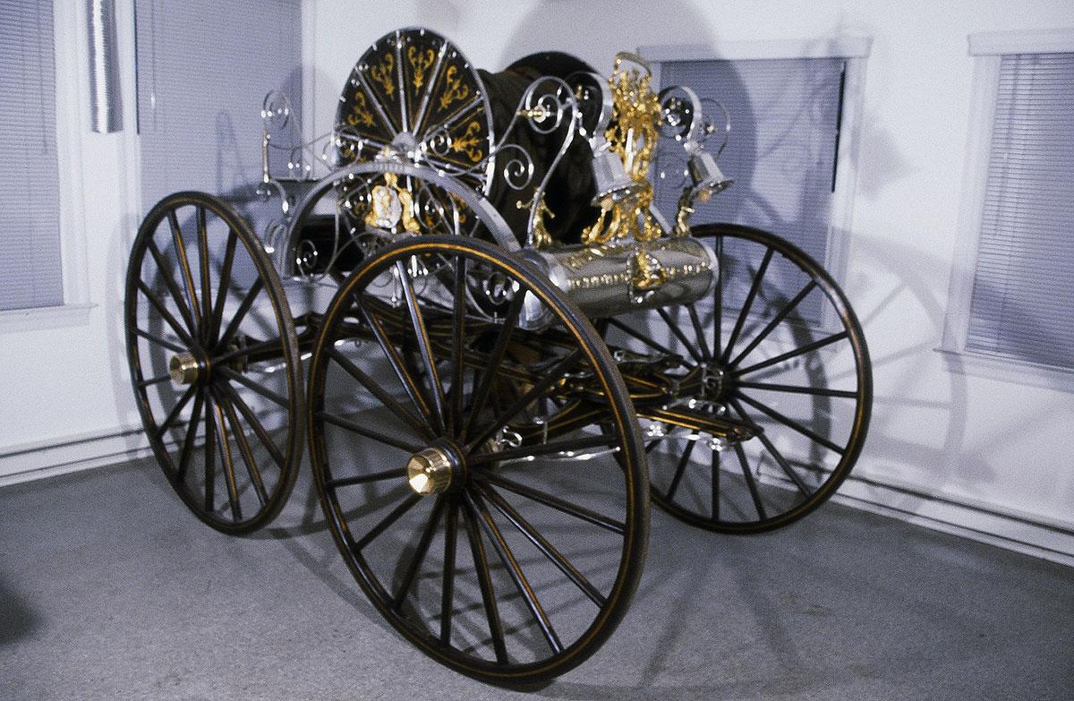 The Neptune Hose Carriage