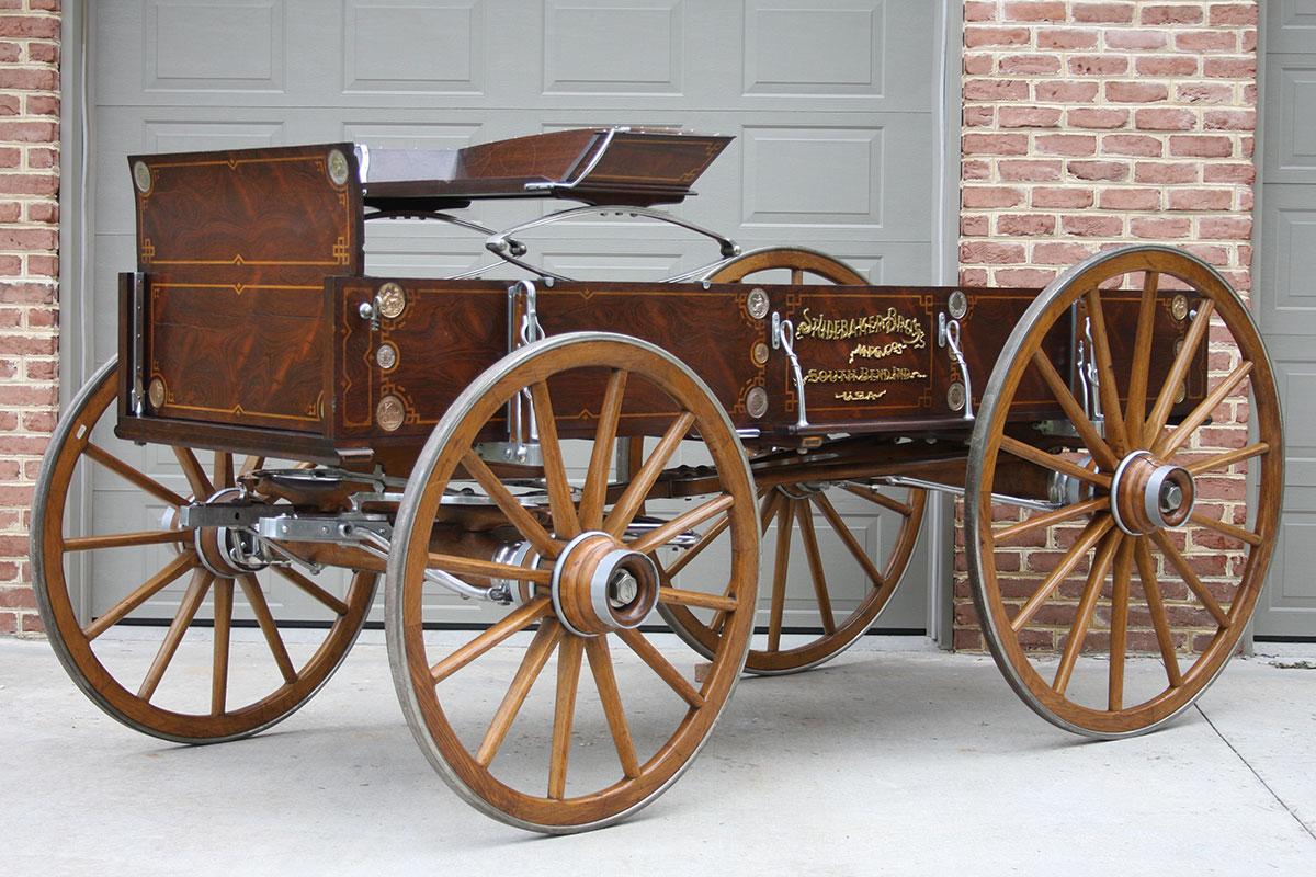 The Columbian Wagon