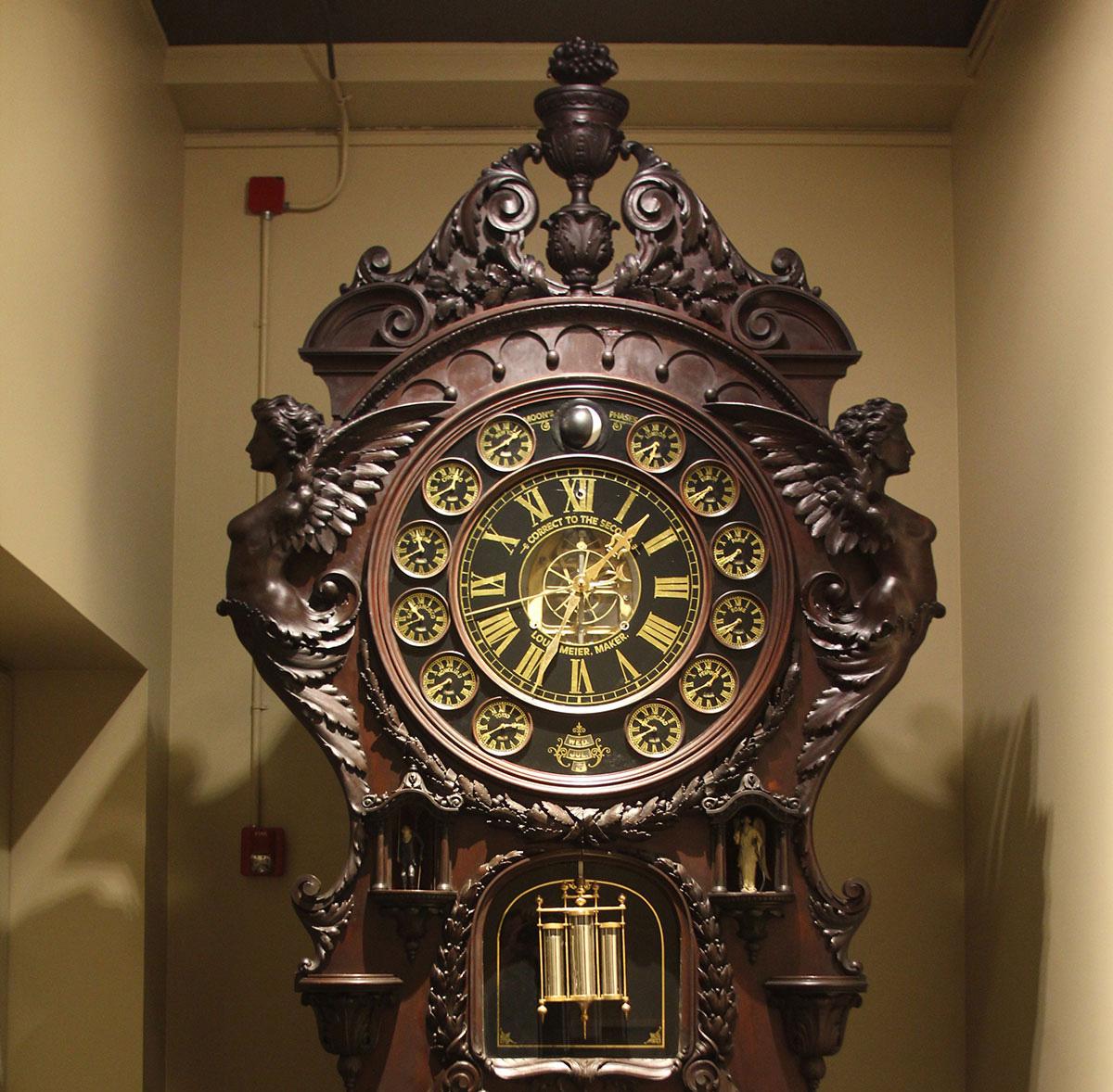 Meier Clock