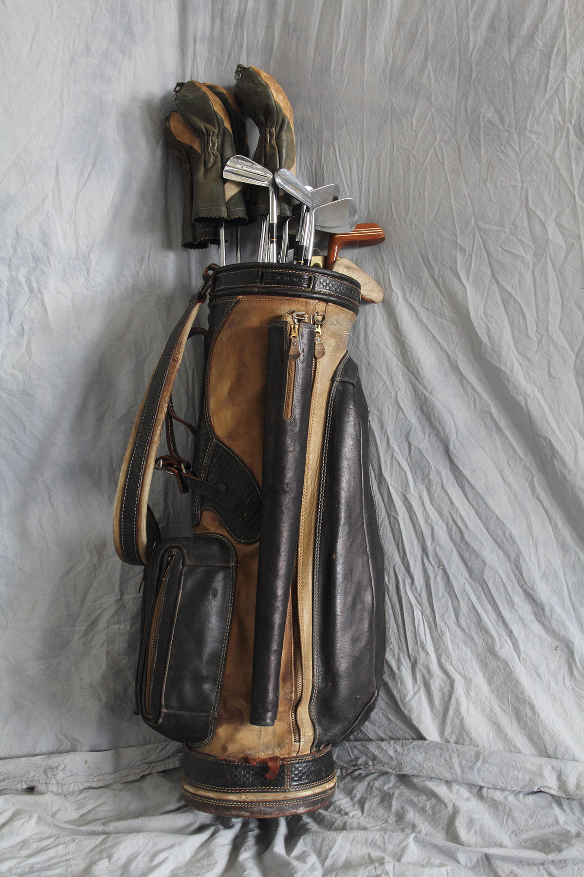 - The National Park Service contracted B.R. Howard to conserve a set of golf clubs and bag belonging to President Eisenhower that were engraved with his name.