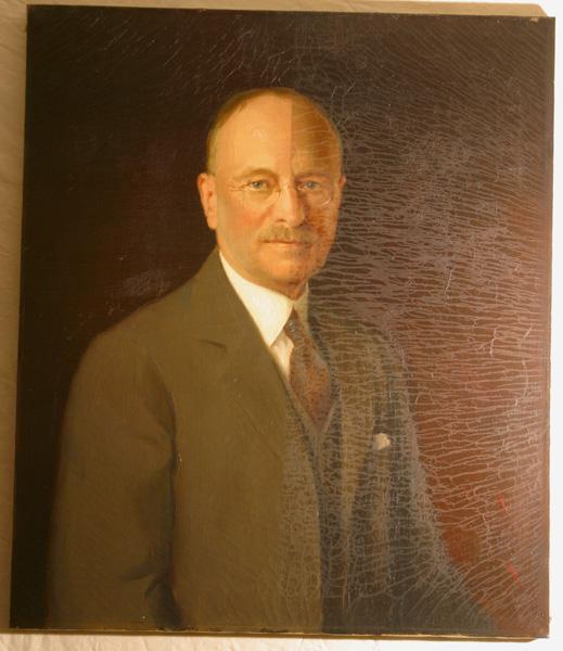 Charles Zug Portrait