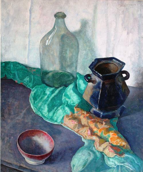 N.C. Wyeth Painting