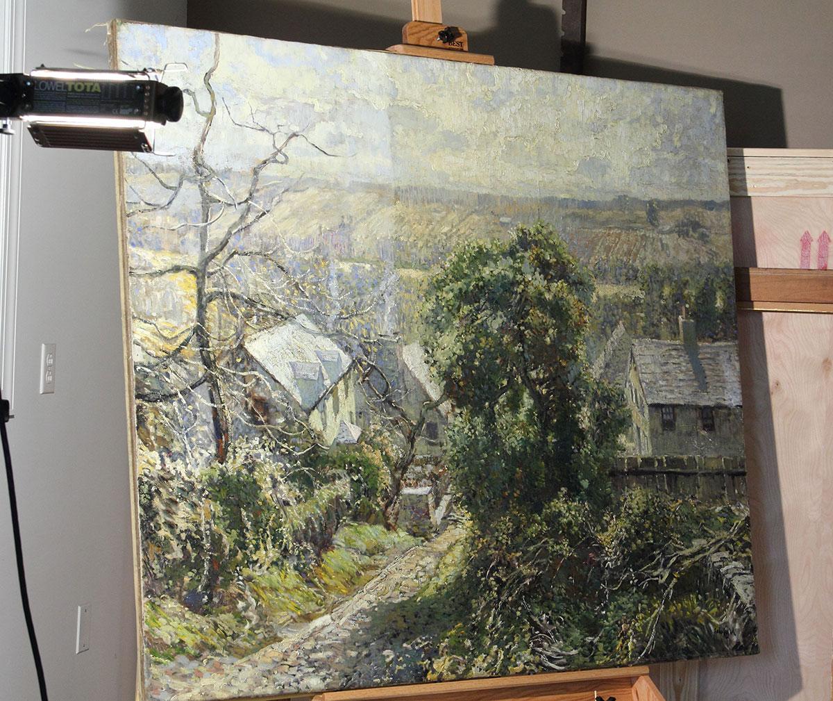 Schofield Painting
