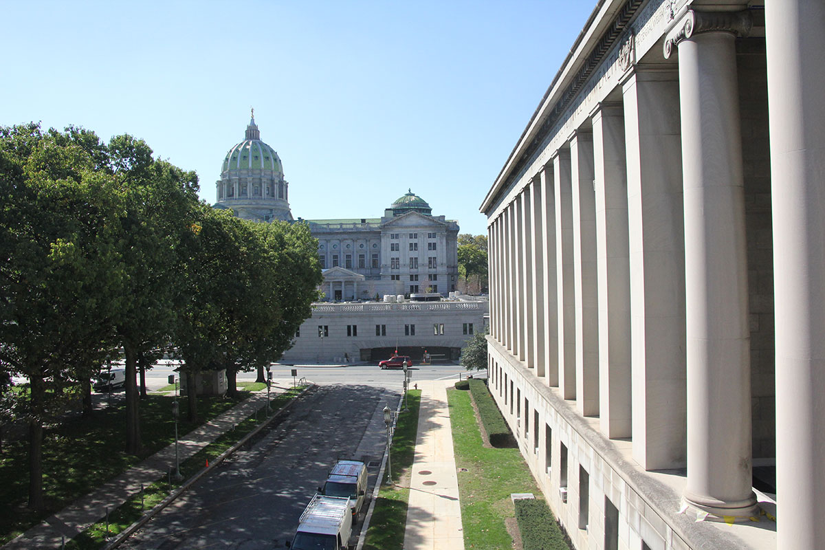 Harrisburg Finance Building
