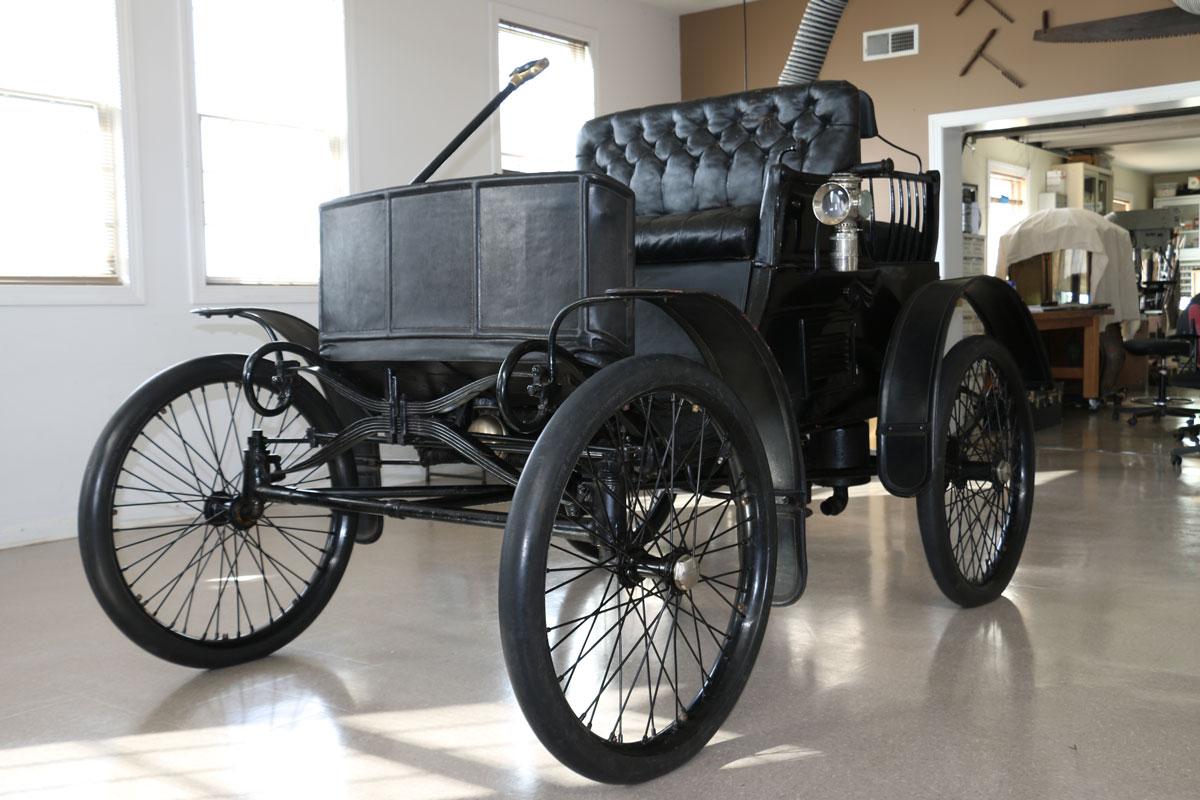 Packard No. 1