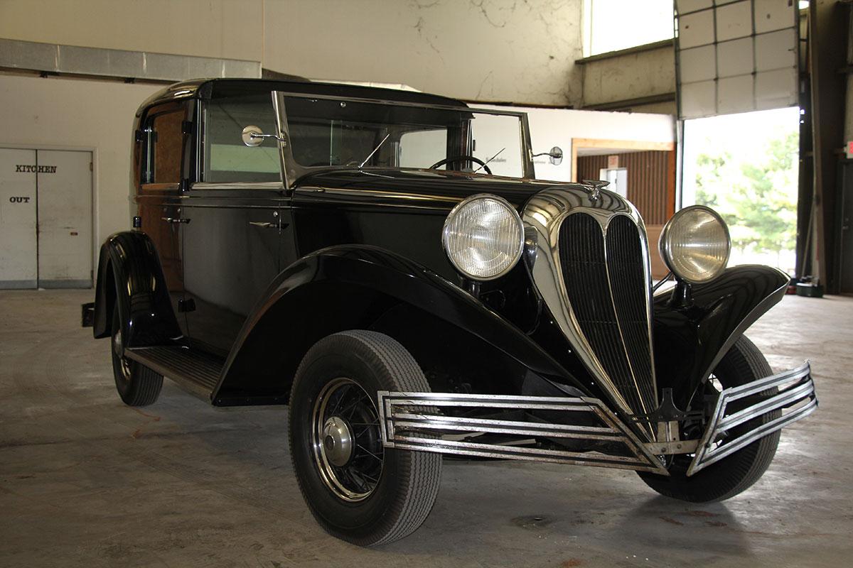 Edison's 1936 Brewster