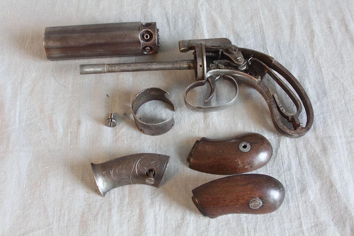 U.S. Naval History Center Firearms