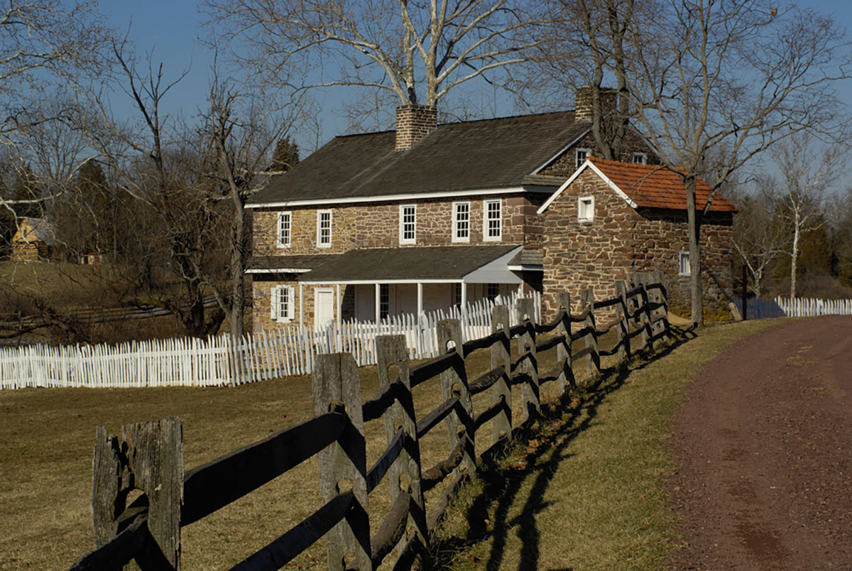 Copy of Daniel Boone Homestead