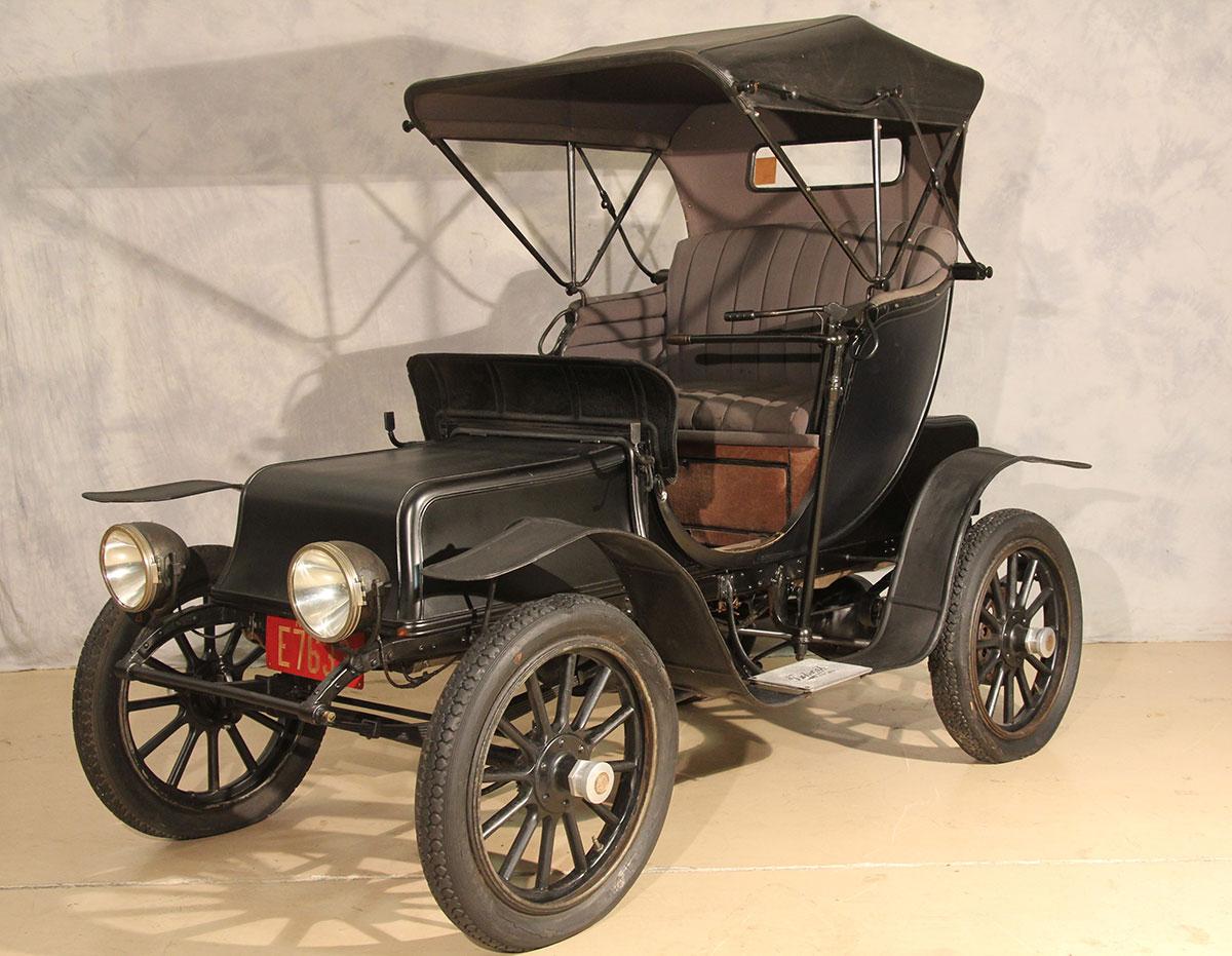 Detroit Electric Victoria 1911