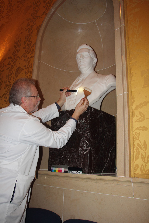 U.S. Senate Sculptures