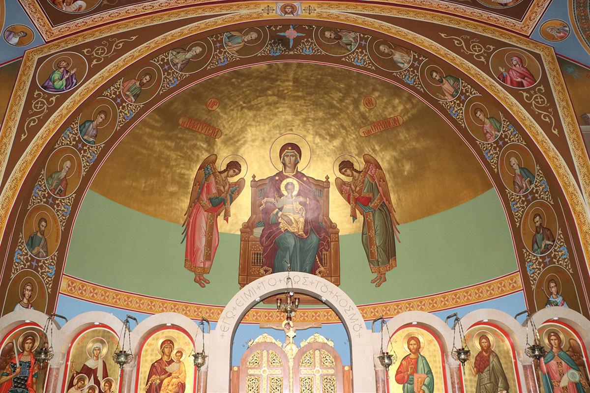 Copy of St Sophia Decorative Murals