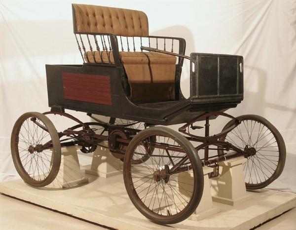 Edison Locomobile