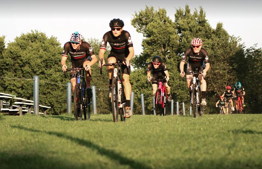 photos COURTESY OF BREAKAWAY CYCLING