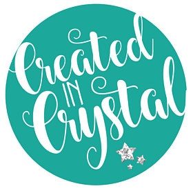 - Visit Dionne's Etsy shop Created in Crystal