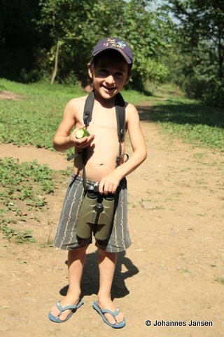 Another future conservationist for Georgia? With the combined efforts of BRC and GCCW, we aspire to make it happen!