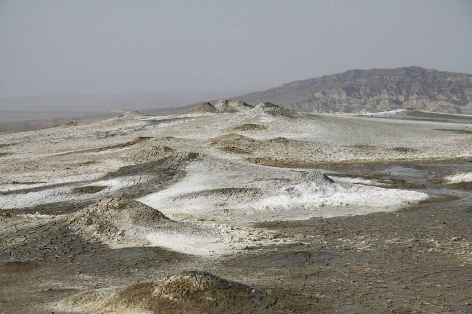 The odd mud volcanoes (Huub Don)