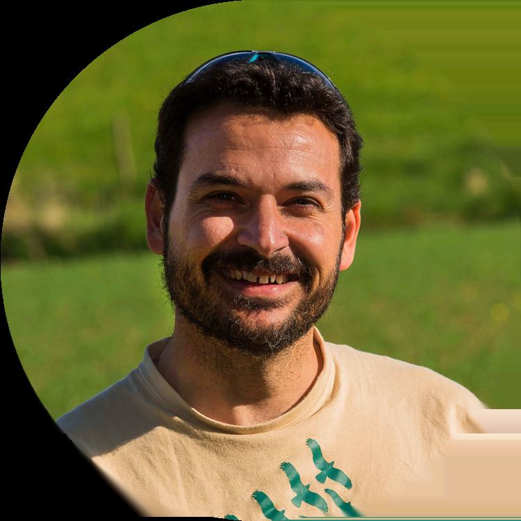 Rafa Benjumea - Spain (2013 - now)Education & MonitoringArtist!