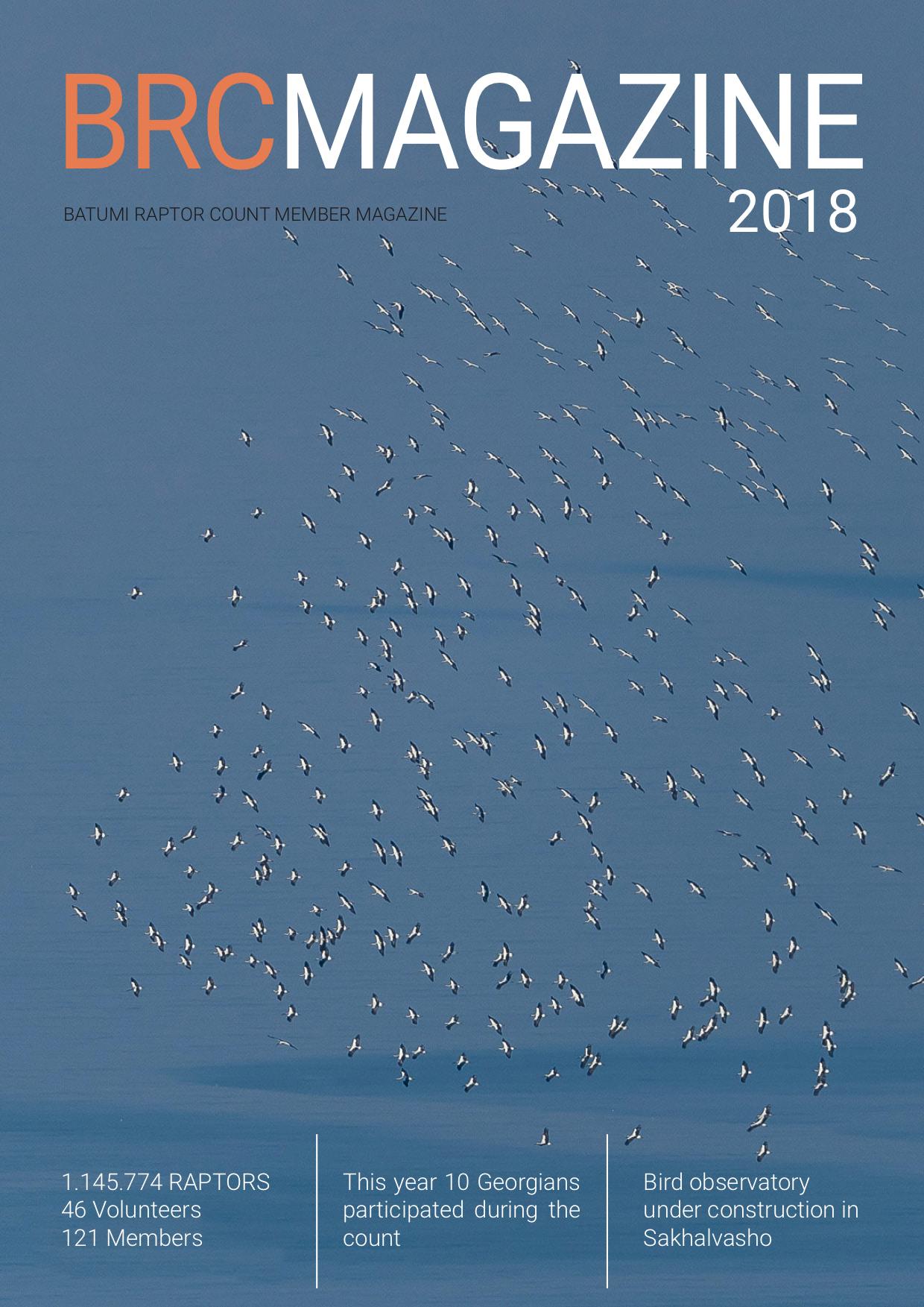Magazine 2018 -