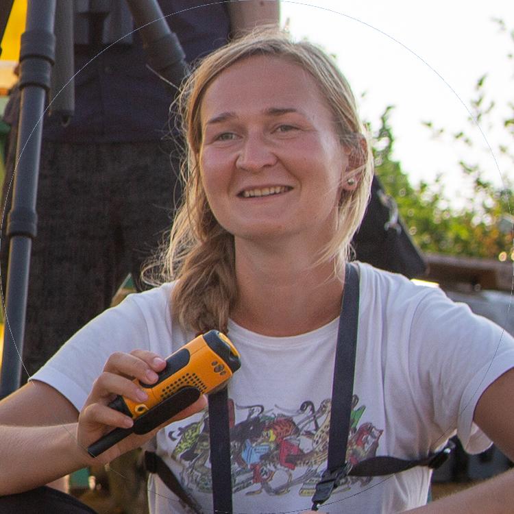 Triin Kaasiku - Estonia (2018 - now)Monitoring