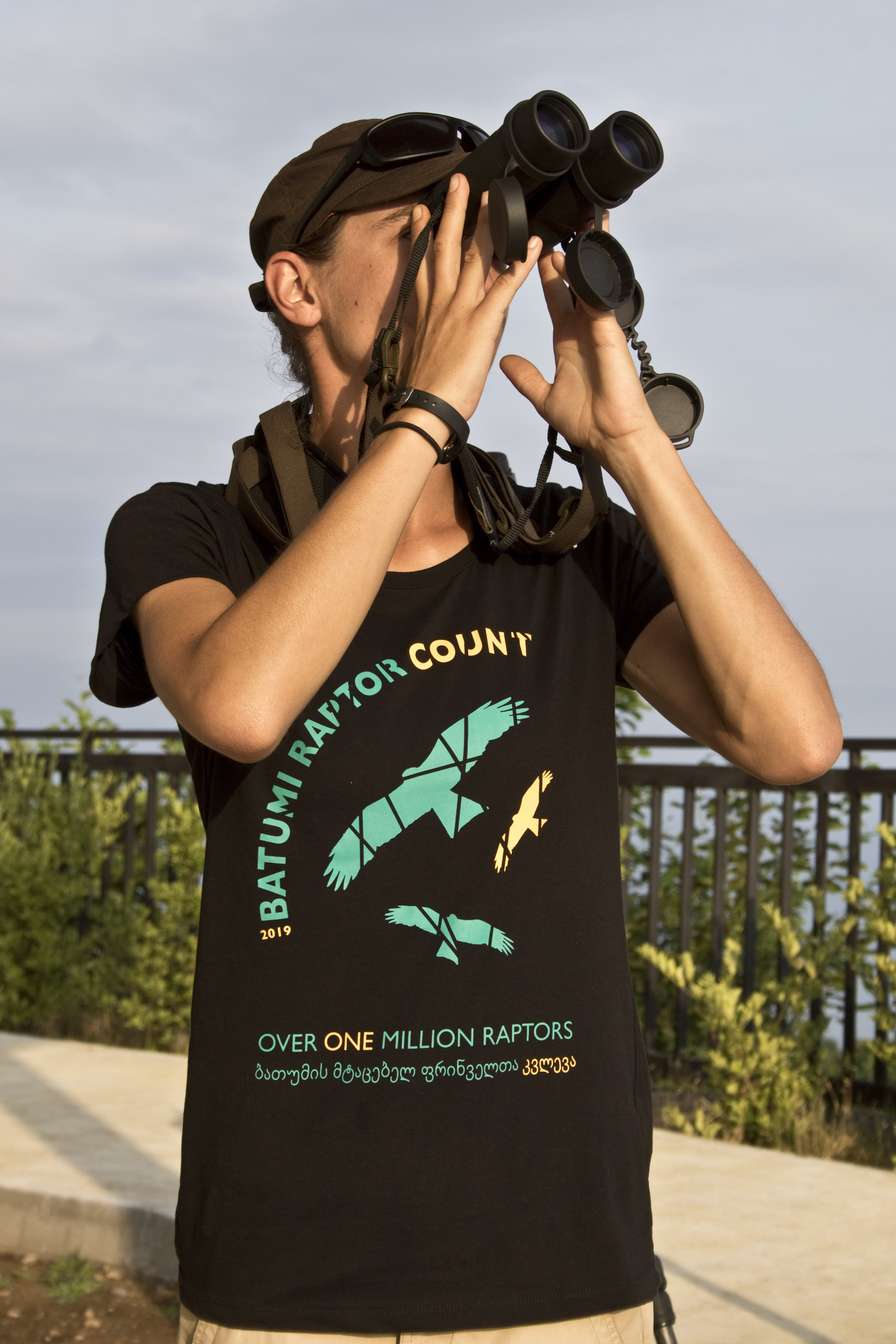 The black 2019 count T-shirt. Photo by Triin Kaasiku.