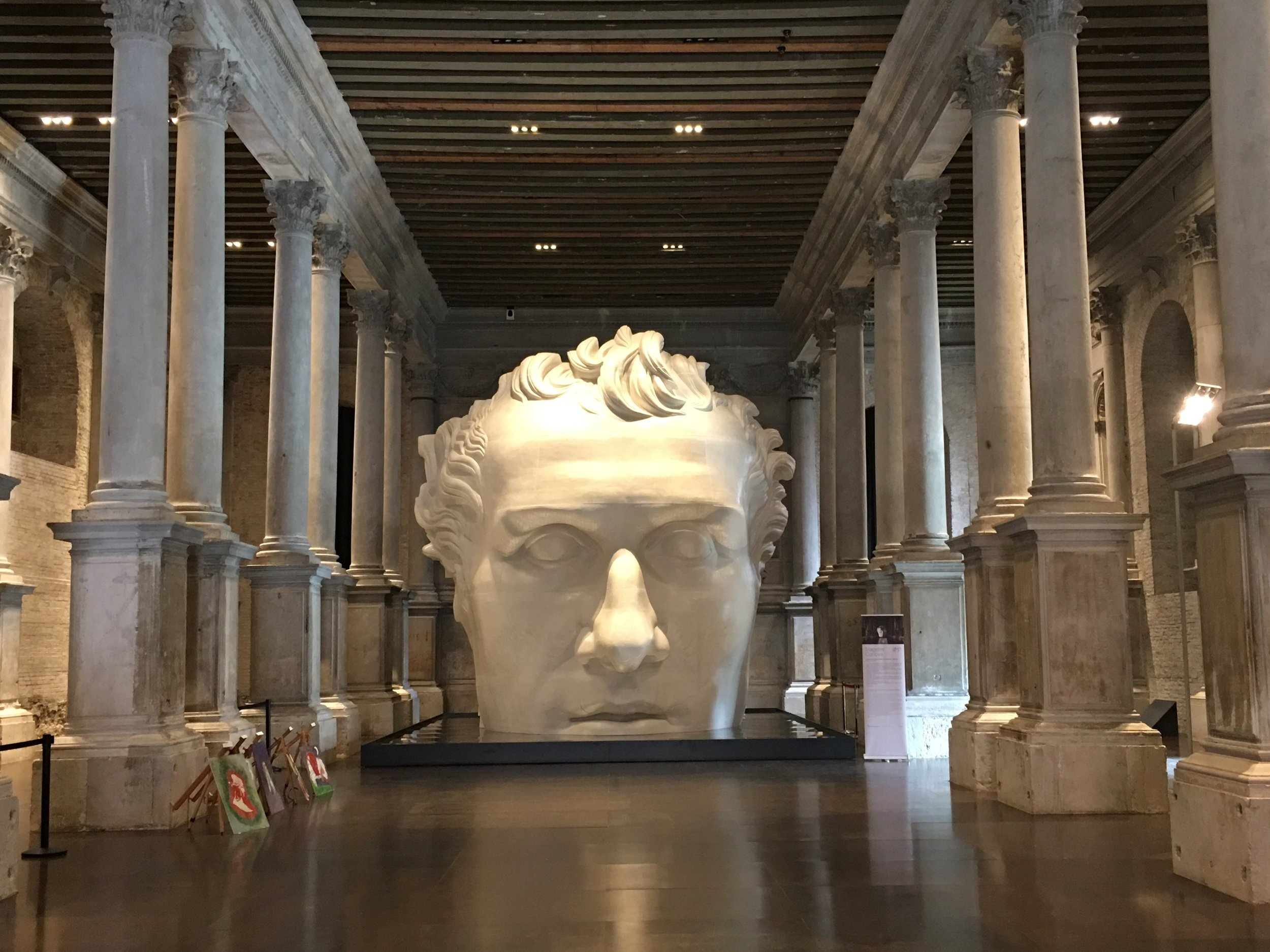 ANTONIO CANOVA - EXHIBITION VENICE