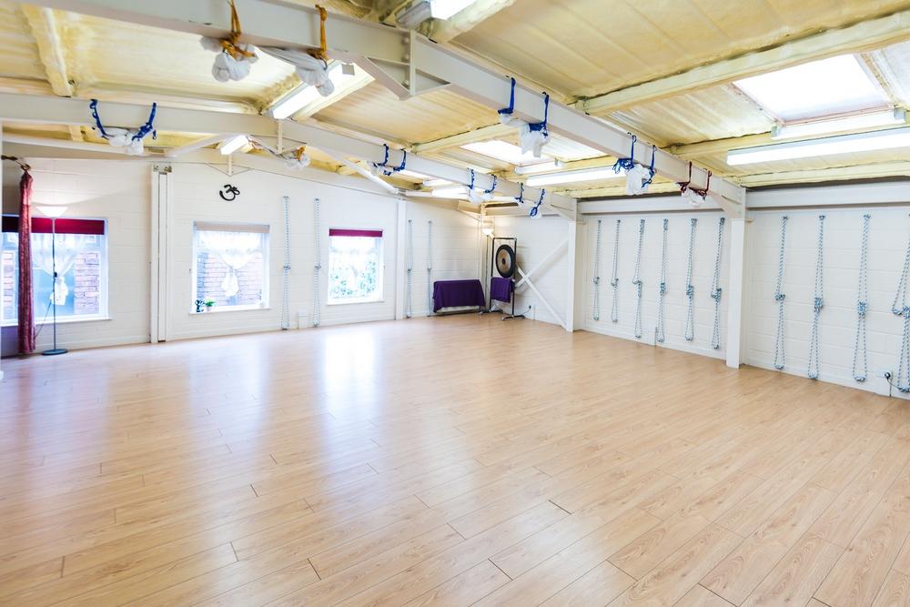 Maitri Studio's Maple room - find your calm space