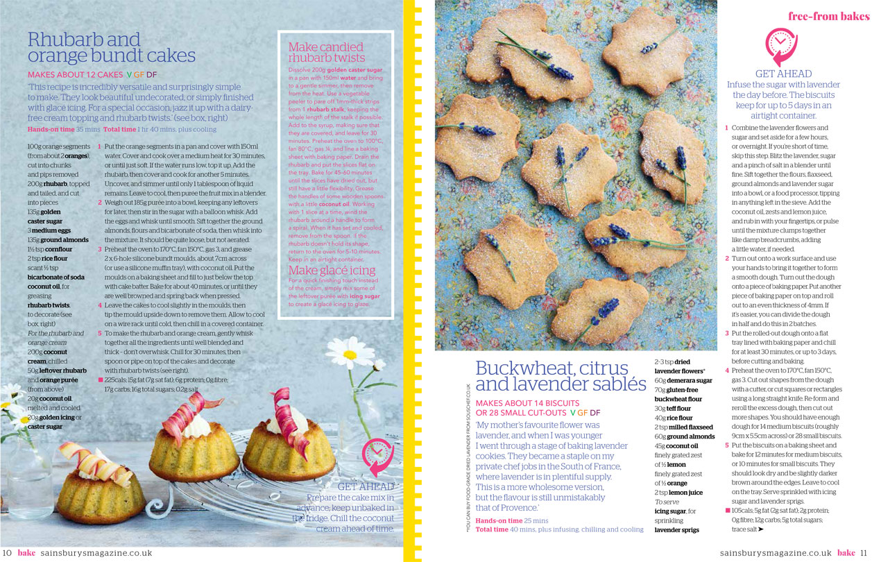 Nourish Bakes Cook Book