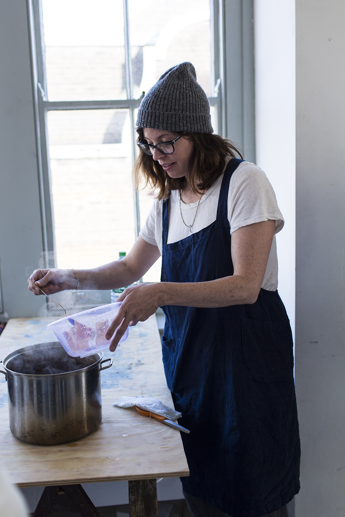 Kathryn Davy Natural Dye Workshop