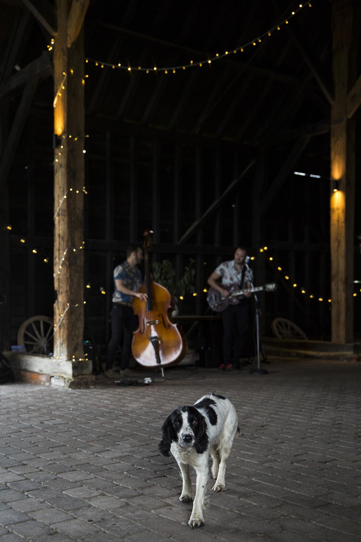 Elmley The Barn
