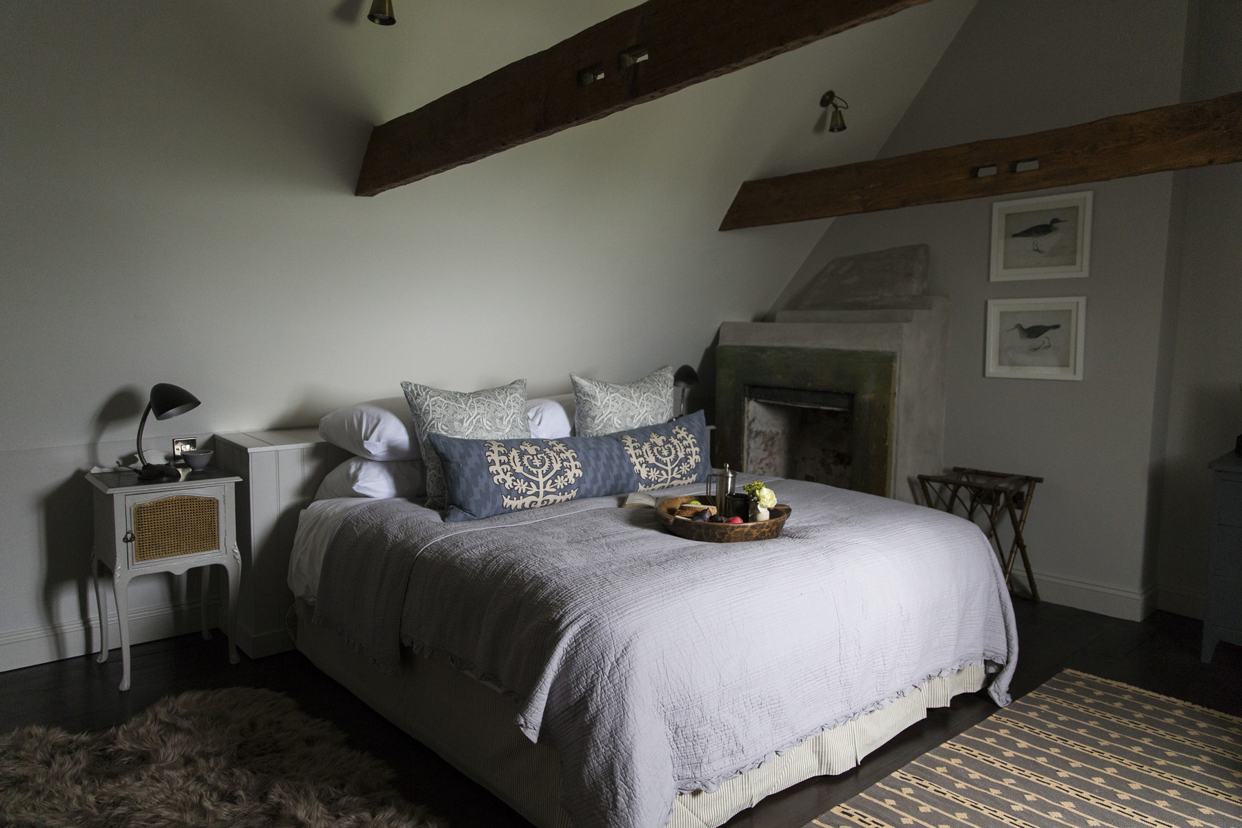 Elmley Kingshill Farmhouse Bedroom