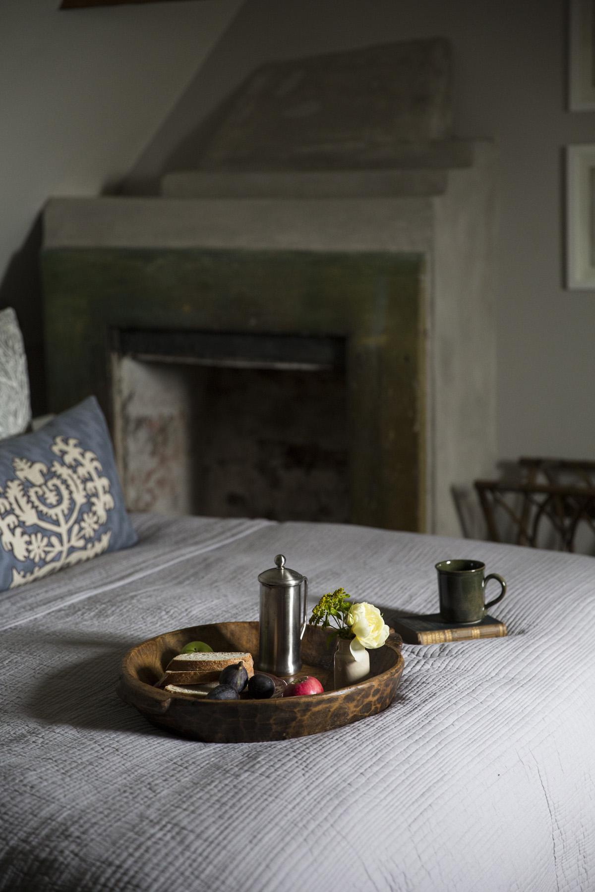 Elmley Kingshill Farmhouse Bedroom
