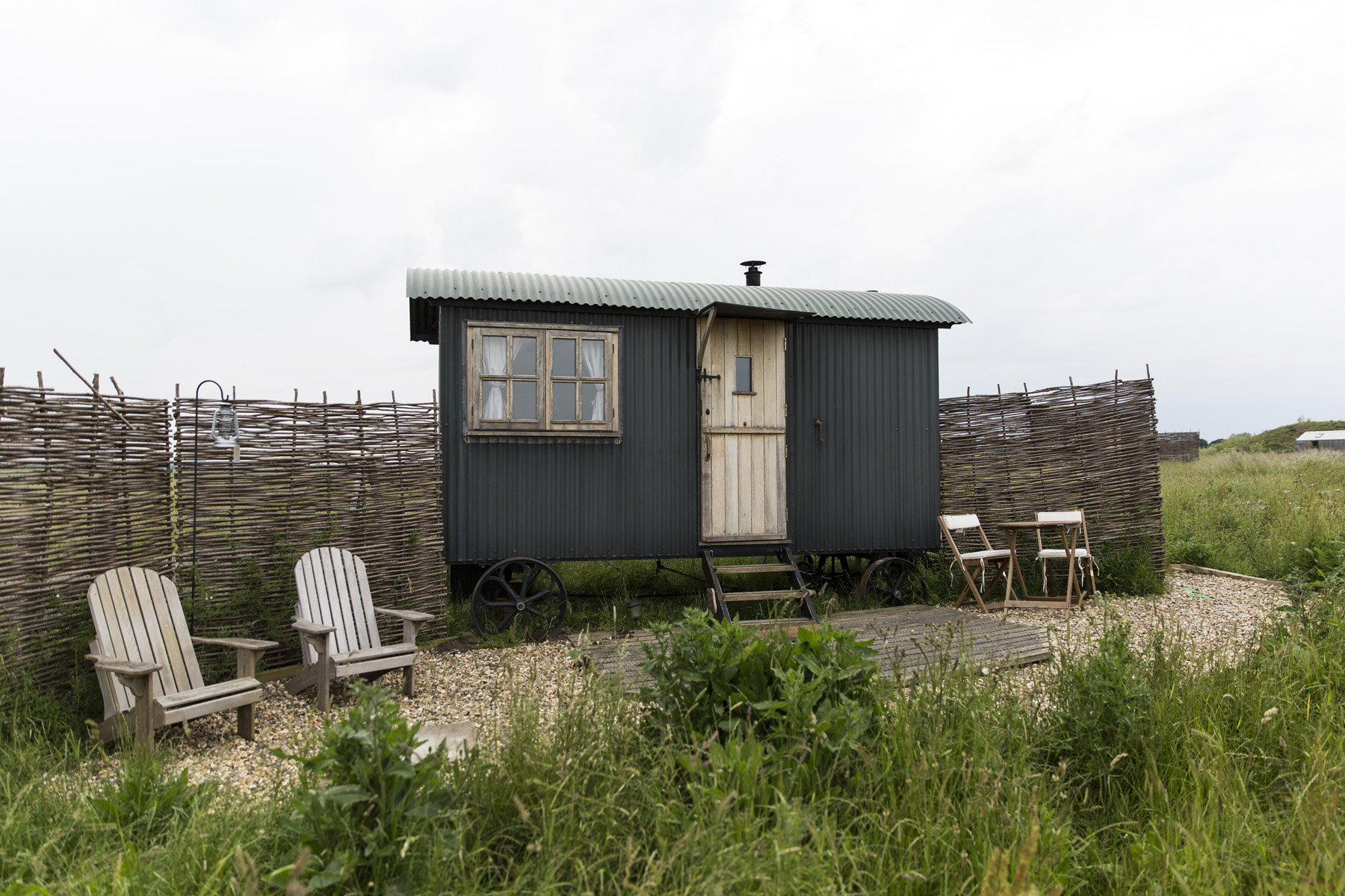 Elmley Shepherds Huts