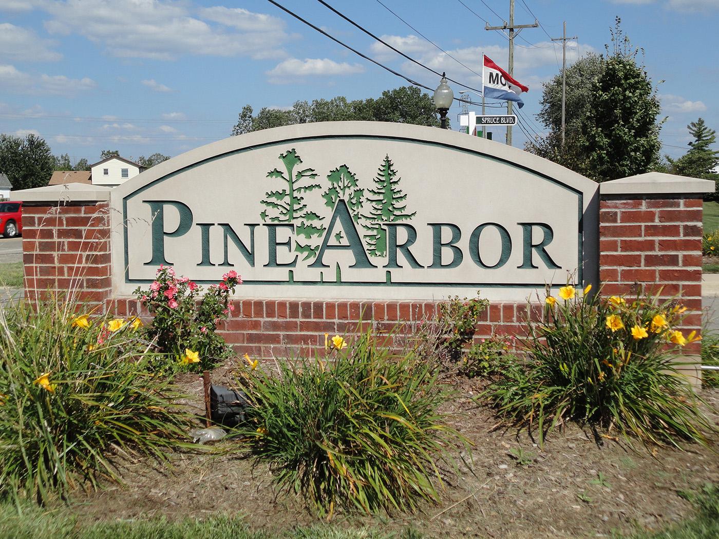 pine arbor
