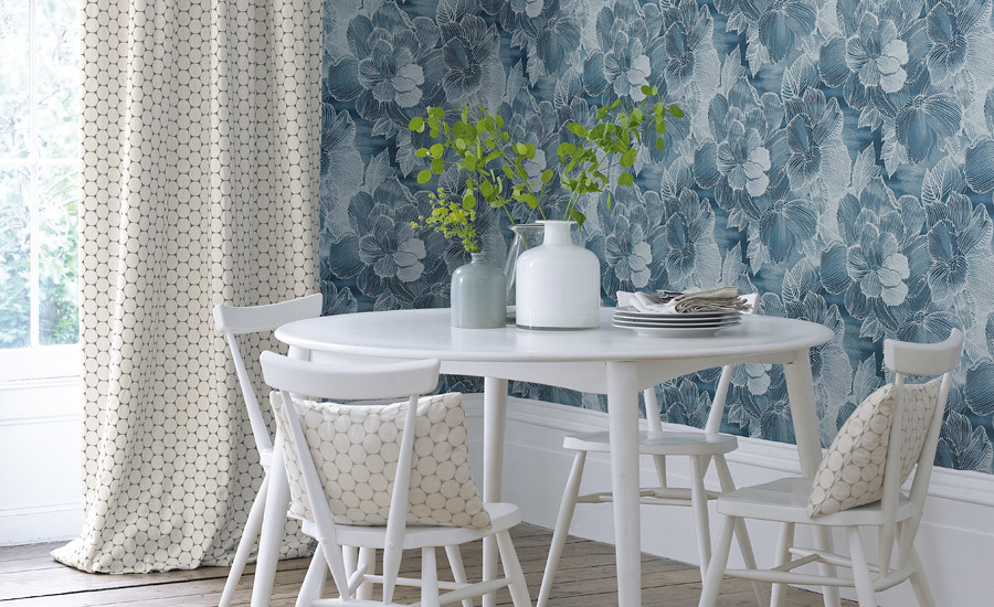 Villa Nova - Villa Nova is a young and vibrant brand with the philosophy of creating modern, versatile fabrics, wallcoverings and accessories that offer affordable style.