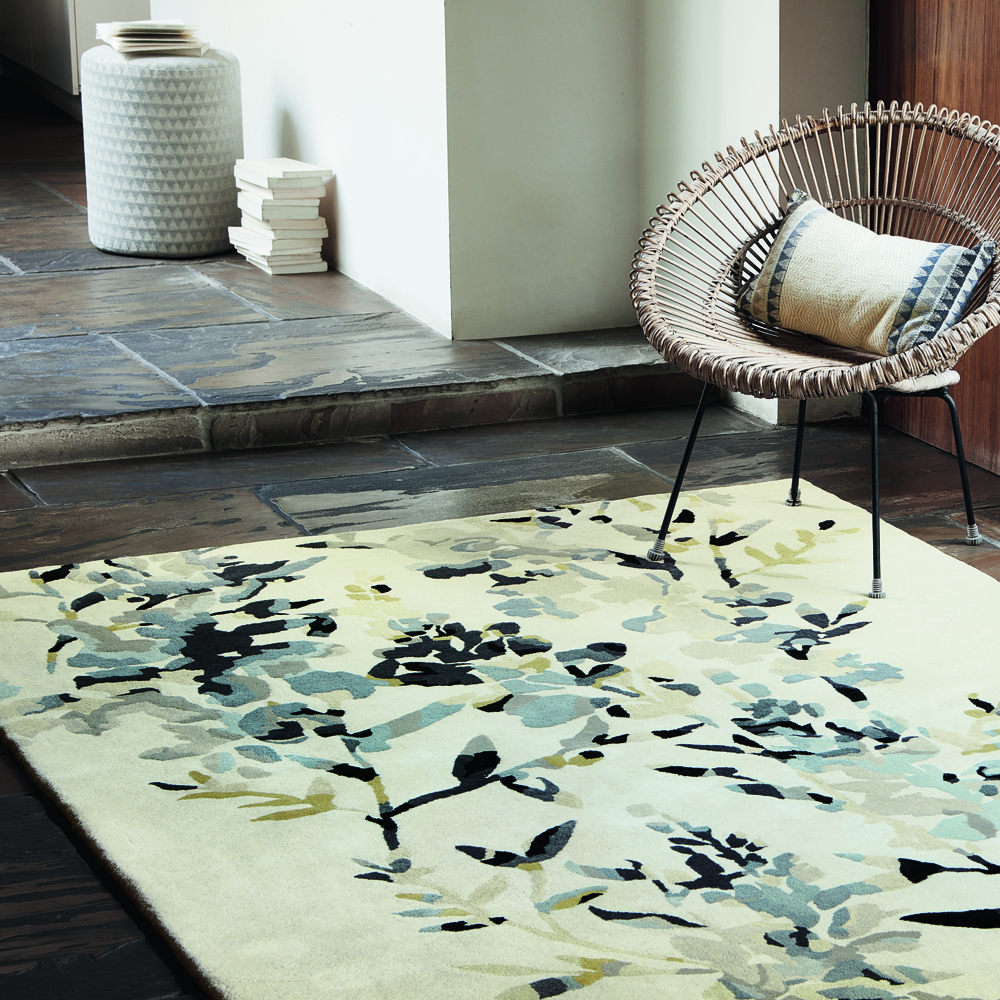 Rugs - Really bringing a room rogether.