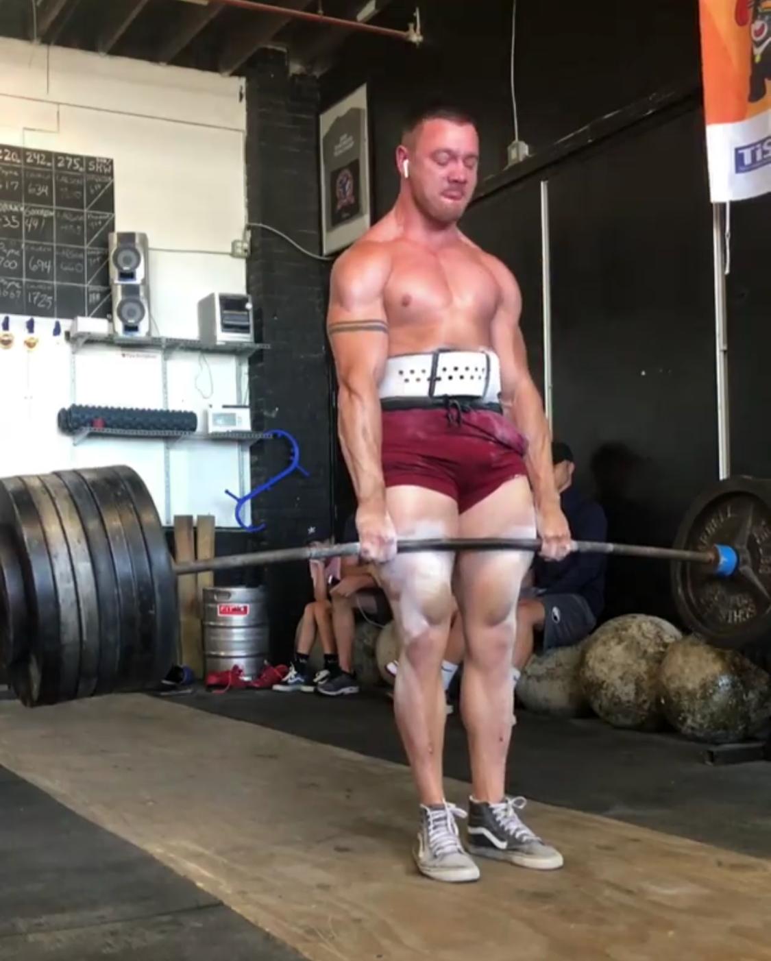 Garrett Fear - Raw / JR (21) / 220