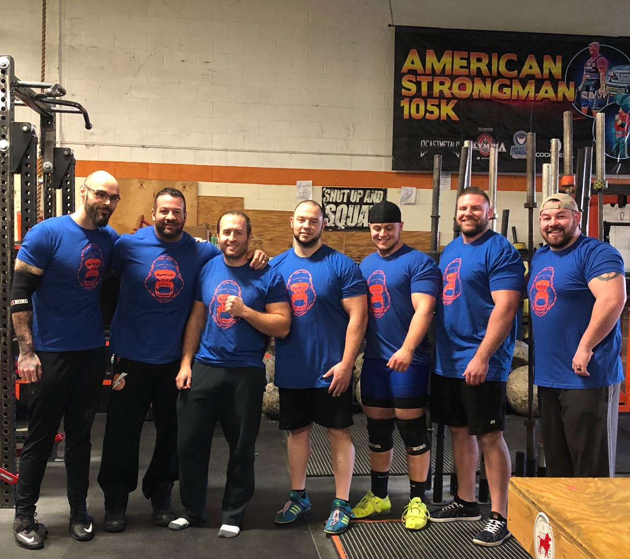 TEAM SIBYA + LIGHTENING FITNESS SHIRTS ARE AVAILABLE FOR PURCHASE AT LIGHTENING FITNESS GYM