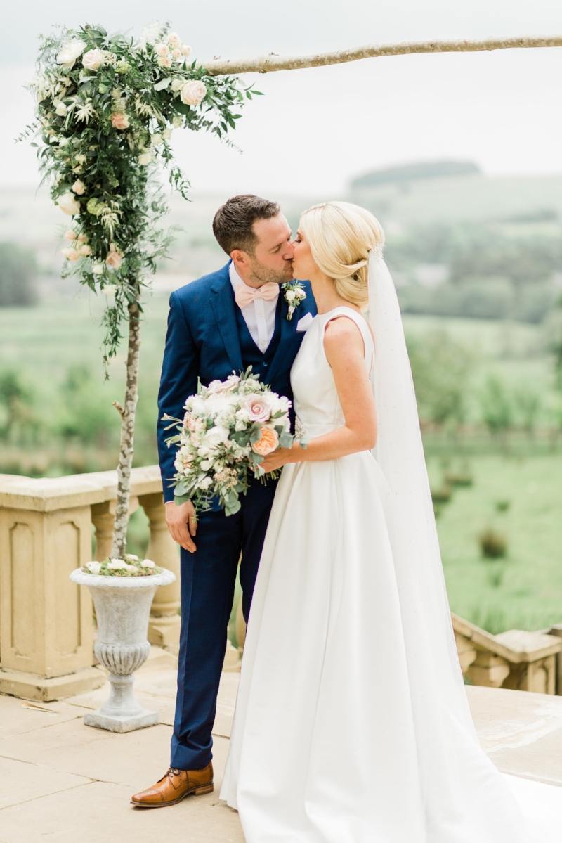 North East Bride and Groom Wedding Shot 2018