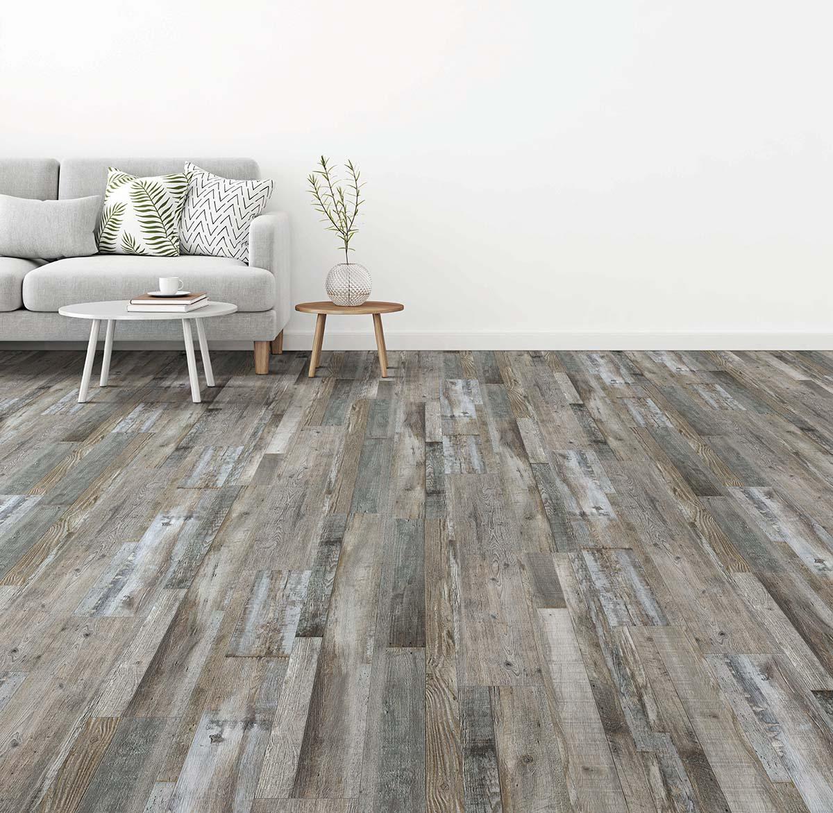 Grey Reclamation Oak
