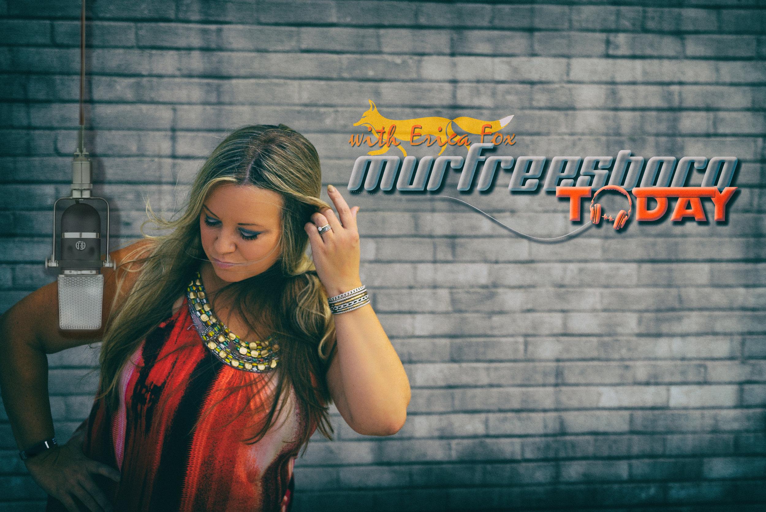 MurfreesboroToday.com Host Erica Fox