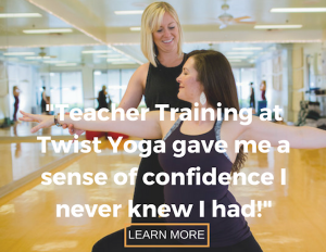 Twist Yoga Teacher Training