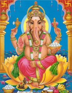 Ganesha – the remover of obstacles