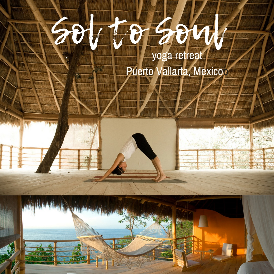 From our Soul to yours - Join us for a 7 day retreat to fuel your soul and your sol