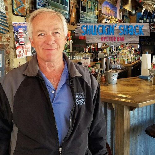 Mario Piccinin is the Vice President of Franchise Development for the Shuckin' Shack Restaurant Franchise and the man in charge of helping potential partners navigate our franchisee vetting process.